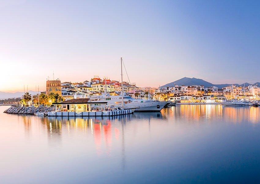 hotelkamer kopen spanje andalusië mild klimaat costa del sol topattractie toerisme
