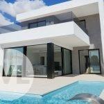 huis te koop in spanje met zwembad en tuins aan mar menor lagune costa calida murcia