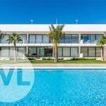 kleinschalige nieuwbouw residentie met appartementen te koop spanje costa calida mar de cristal