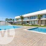 penthouses te koop in spanje op eerste verdieping met twee en drie slaapkamers vlakbij mar menor en middellandse zee