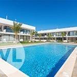 penthouses te koop op eerste verdieping van nieuwe gebouwen spanje mar de cristal vlakbij mar menor costa calida