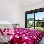 spaanse villa te koop met privé zwembad witte gevel drie slaapkamers aan mar menor costa calida