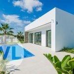 villa te koop in spanje met zwembad aan costa calida murcia santiago de la ribera