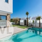 spaanse villa te koop 3 slaapkamers 2 badkamers nieuwbouw topkwaliteit santiago de la ribera costa cálida