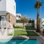 villa in spanje te koop nieuw gebouwd met eigen zwembad en tuin privacy comfort costa cálida