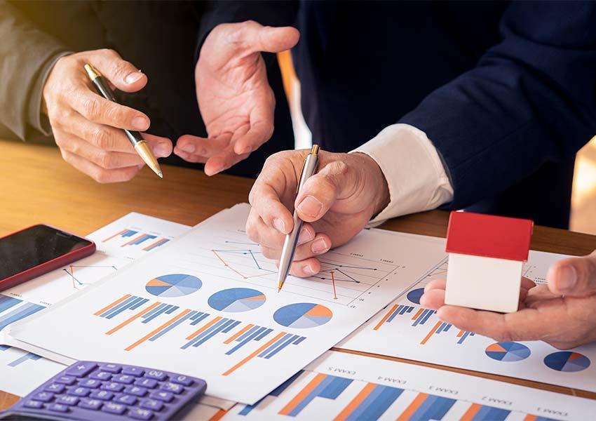 benader uw vastgoedbeleggingen zonder emoties als professionele investeerder op basis van feiten en cijfers