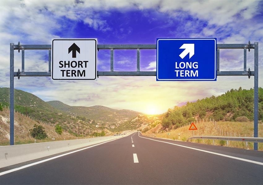 reken alleen met lange beleggingshorizon op waardestijging van vastgoedbelegging