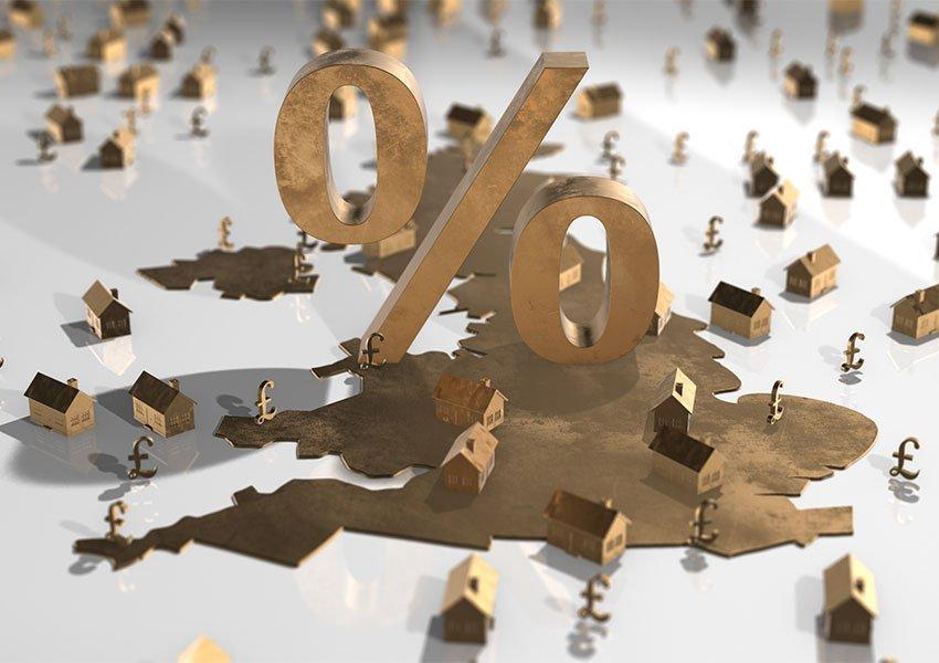 rentevoet bedrijfsfinanciering grotendeels afhankelijk van risicoprofiel ontlener en grootte bedrag
