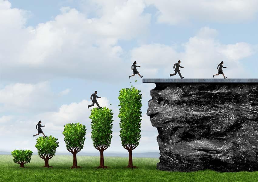 succesvolle beleggers hebben lange termijn strategie om vermogen te doen groeien