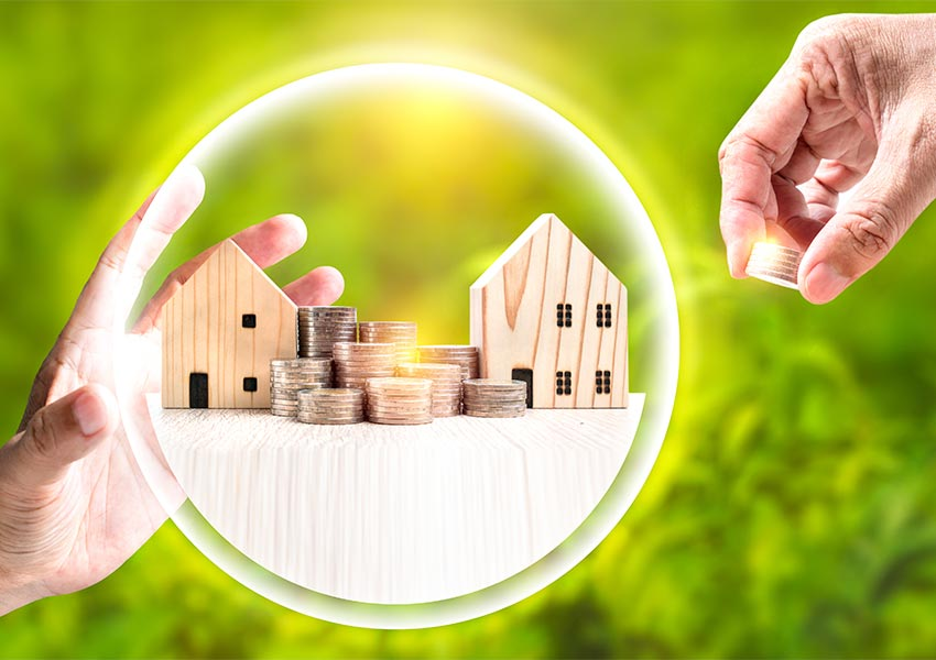 voorspellen evolutie vastgoedprijzen onmogelijk dankzij onvoorspelbare beleggerssentiment