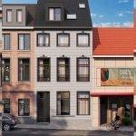 8 koten te koop in leuvense studentenresidentie locatie brusselsestraat gerenoveerd en gemeubileerd