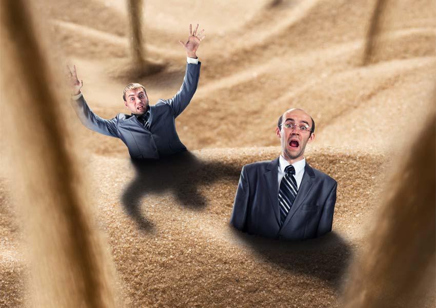 bekrompen mindset met kerktorenmentaliteit komt met grote opportuniteitskost