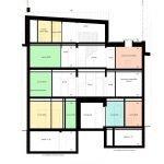 doorsnede studentenwoning met kamers en studios te koop voor privégebruik of voor verhuur met verhuurgarantie zorgeloze belegging