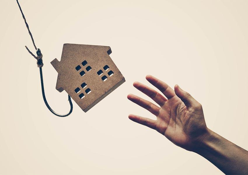 emotionele subjectieve impulsieve beslissingen zijn groot probleem van startende vastgoedinvesteerders
