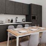 kot te koop leuven met ruime gemeenschappelijke keuken voor de bewoners volledig gerenoveerd en modern ingericht