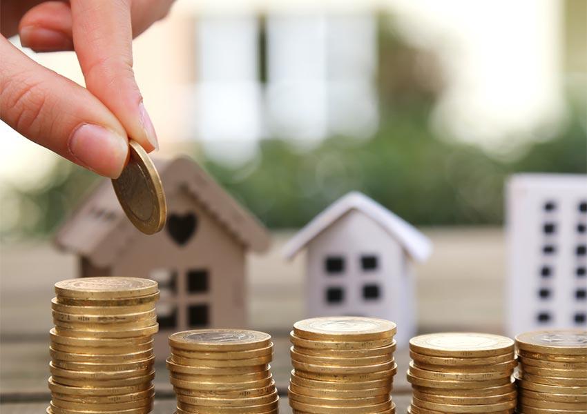 negatieve cashflow van opbrengstpand betekent bijkomend sparen via vastgoed