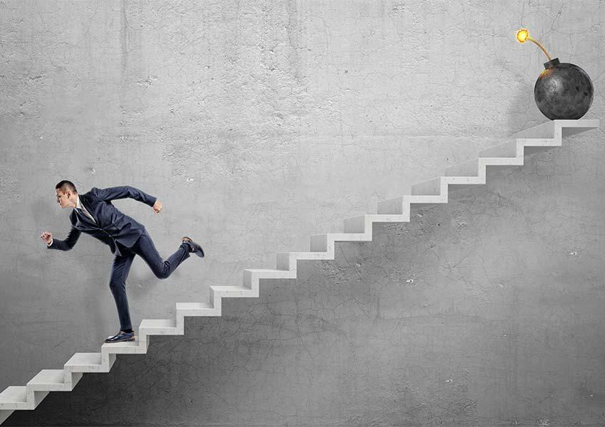 speculatie boven geduld en volharding veel beginners zoeken winst op te korte termijn