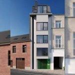 studentenkamer kopen in gerenoveerde residentie met 5 luxe studios volledig gemeubeld