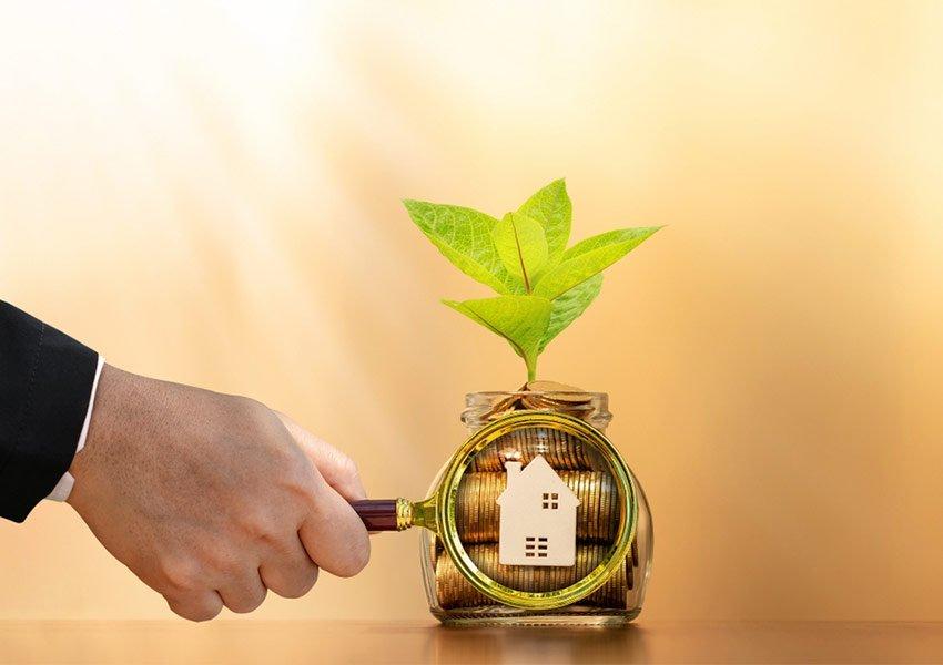 wat is er niet noodzakelijk om geld te verdienen met vastgoed