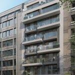 bouwproject aan schumanplein studios te koop op toplocatie in brussel in kortenberglaan