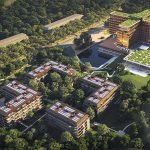 investeringsappartementen brussel met zonienwoud als achtertuin en luxe hotel ernaast toplocatie hotspot voor huurders