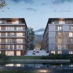 residentie met vijf types wooneenheden te koop brussel watermaal bosvoorde vorstlaan 23