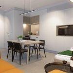 studio te koop in brussel vlakbij europese wijk als investering voor verhuur of privégebruik