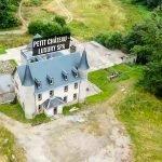 spa en wellness gebouw in aanbouw luxe voor tweede verblijf in frankrijk