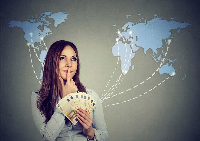 diversificatie over verschillende activaklassen en geografische regio's