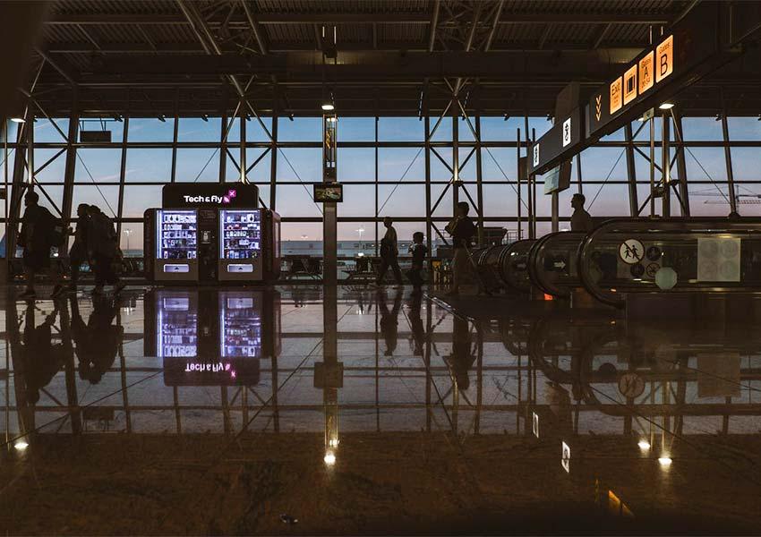 nationale luchthaven brussels airport zaventem goede verbindingen
