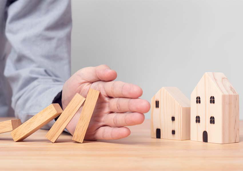 a locaties zijn bestand tegen vastgoedcrashes en behouden hun waarde heel goed