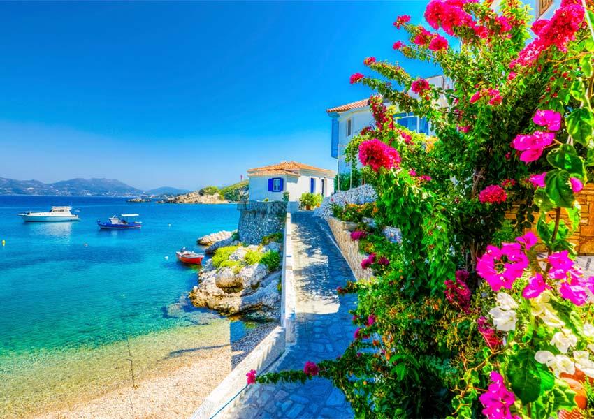 onroerend goed op samos kopen uniek tweede verblijf op griekse eilanden schitterende natuur