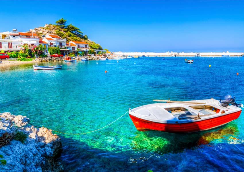vastgoed kopen op samos prachtig grieks eiland pure natuur vissersdorpje badplaats