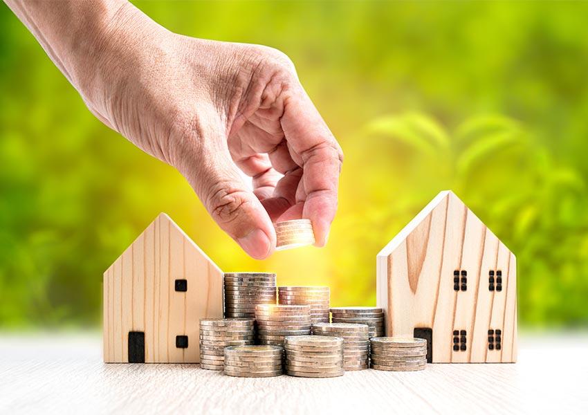 zekerheid qua huurinkomsten reële cijfers geen veronderstellingen