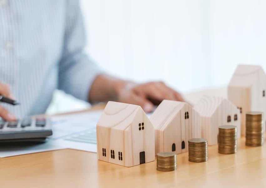 onderzoek inkomsten en cashflow uit beleggingspand waarvoor u financiering zoekt