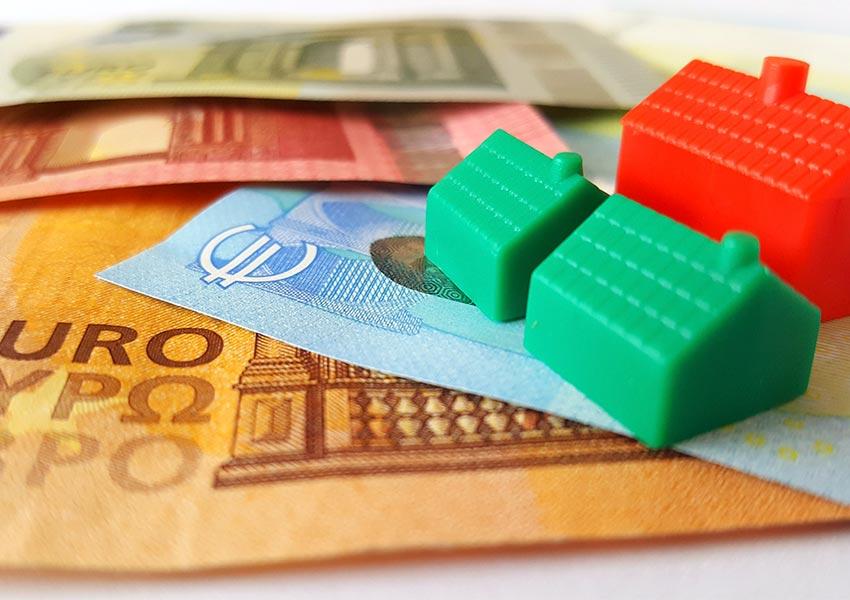 opbouw van duurzame vastgoedportefeuille is mogelijk voor maandelijkse winst met vastgoedbeleggingen