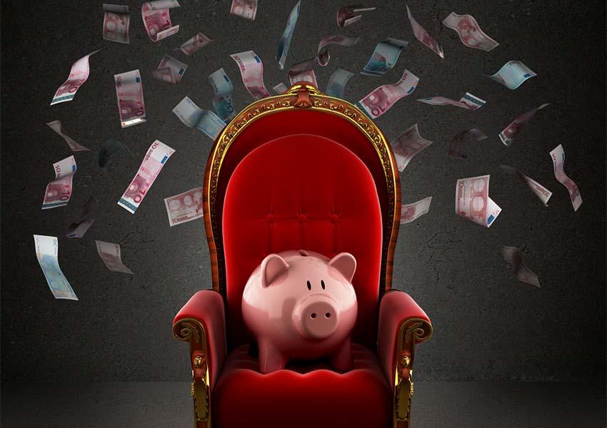 het verschil in gedrag tussen miljonairs en niet miljonairs analyse