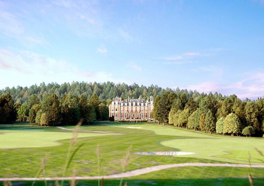 beleggen in recreatief vastgoed met golfbaan in frankrijk als opbrengsteigendom nouvelle aquitaine 18 holes golfbaan