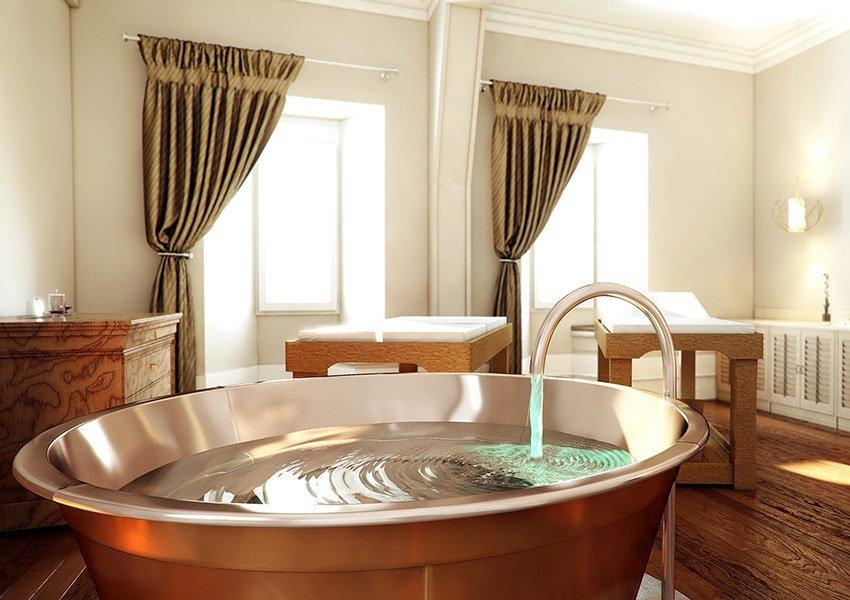 recreatiewoning frankrijk kopen in limousin met toegang tot luxueuze spa in gerenoveerd kasteel