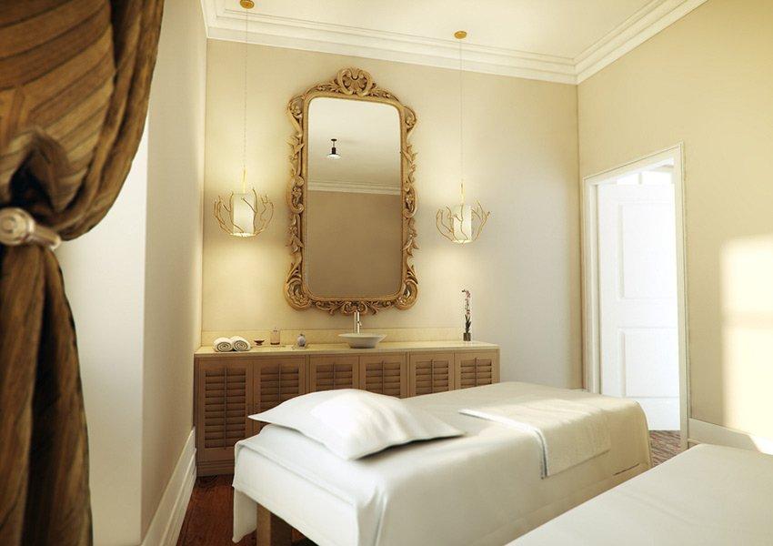 recreatiewoning kopen frankrijk deel van luxeresort met ontspannende spa faciliteiten en massageruimtes met massagebedden