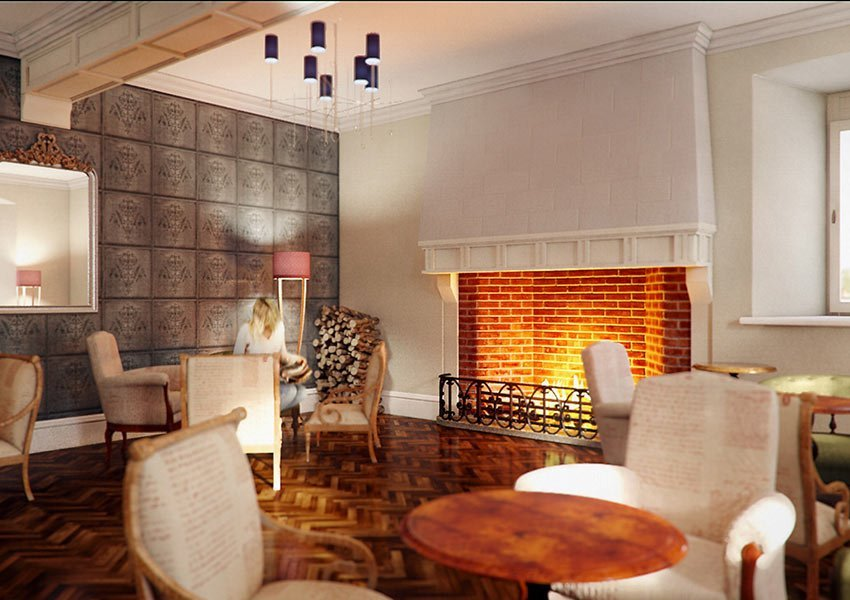 relaxruimte in spa luxeresort halcyon retreat spa en golf resort tweede verblijf in frankrijk luxevastgoed