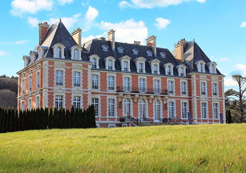tweede verblijf kopen in frankrijk limousin nouvelle aquitaine regio luxeresort halcyon retreat luxehotel château de la cazine